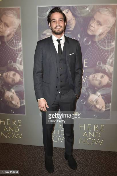 Daniel Zovatto attends the Premiere Of HBO's Here And Now Arrivals at Directors Guild Of America on February 5 2018 in Los Angeles California
