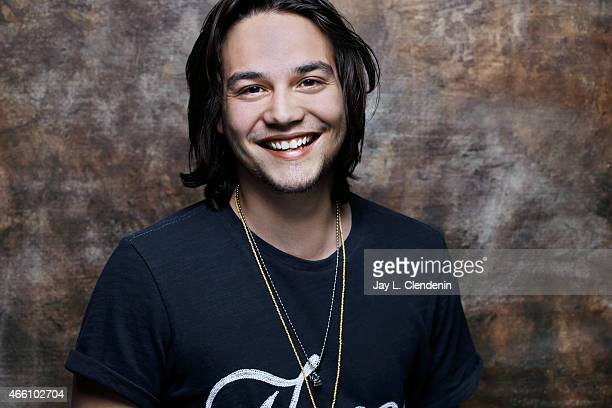 Daniel Zovatto is photographed for Los Angeles Times at the 2015 Sundance Film Festival on January 24 2015 in Park City Utah PUBLISHED IMAGE CREDIT...