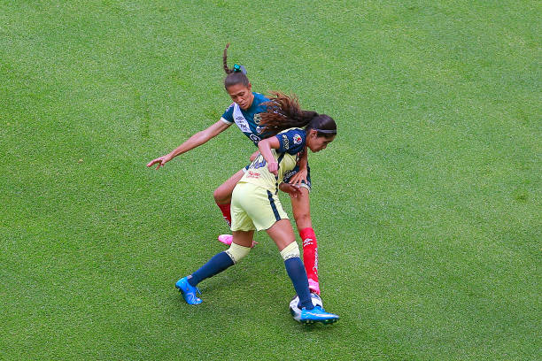 MEX: Club America v Puebla - Liga MX Femenil Torneo Apertura 2021