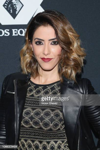 Daniela Basso attends the 8th anniversary of EstiloDF at Foro Masaryk on November 28 2018 in Mexico City Mexico