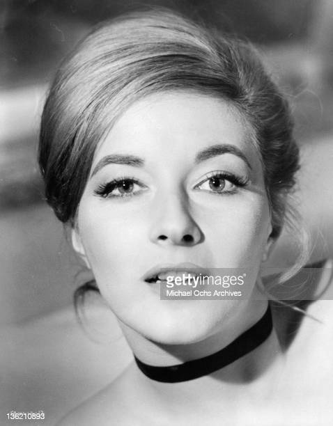Daniela Bianchi in a scene from the film 'From Russia With Love' 1963