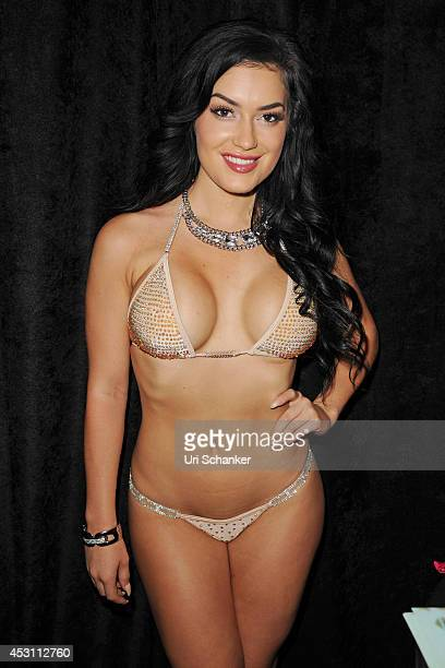 Daniela Blanco attends Camming Con In South Beach at Eden Roc Hotel on August 2 2014 in Miami Beach Florida