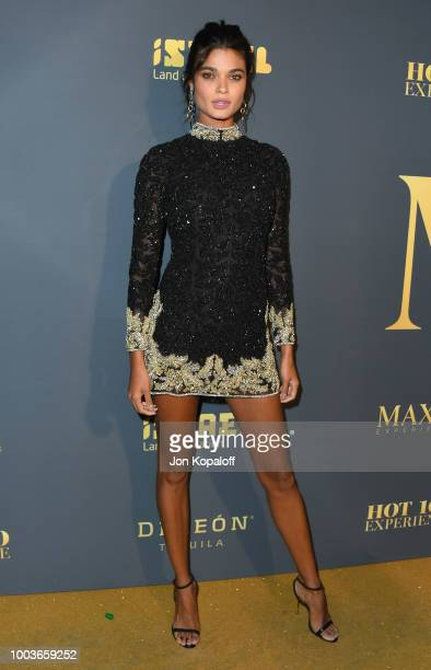 Daniela Braga attends The Maxim Hot 100 Experience at Hollywood Palladium on July 21 2018 in Los Angeles California