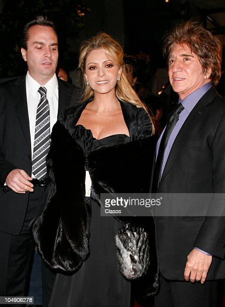 Daniela Castro poses for a photo during the Bravo awards on October 5 2010 in Mexico City Mexico