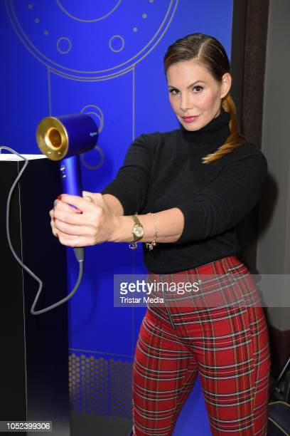 Daniela Dany Michalski attends the 'Dyson Launch Event' at Hotel de Rome on October 17 2018 in Berlin Germany