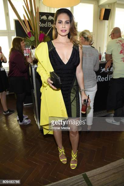 Daniela Dany Michalski attends the Klambt Fashion Cocktail in Berlin at Soho House on July 5 2017 in Berlin Germany