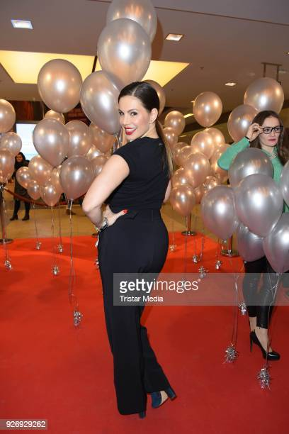 Daniela Dany Michalski during the VIP Late Night Shopping Party on March 3 2018 in Hamburg Germany
