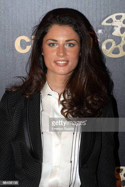 Daniela Ferolla attends the 'From Paris With Love' photocall at Boscolo Hotel on April 14 2010 in Rome Italy