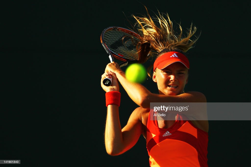 Sony Ericsson Open - Day 7 : News Photo