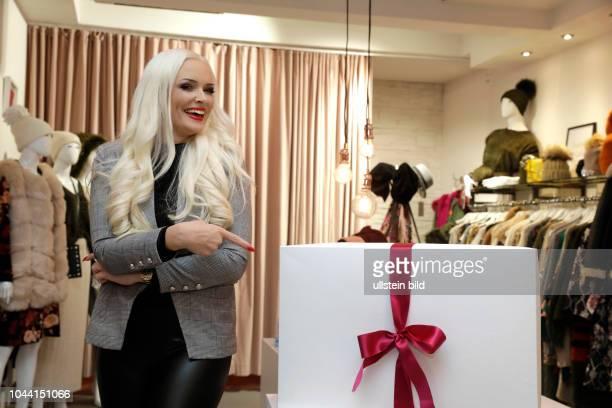 """Daniela Katzenberger bringt in """"3 Boxen dein Style"""" ab 20 November 2017 montags bis freitags um 1600 Uhr bei RTL II gemeinsam mit einem..."""