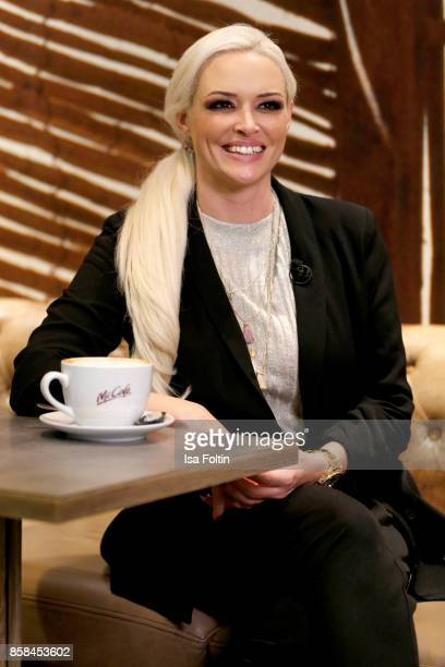 Daniela Katzenberger during the Festival of Lights at Humboldt University on October 6 2017 in Berlin Germany From October 6 till October 15 there...