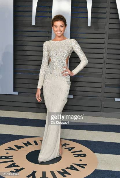 Daniela Lopez Osorio attends the 2018 Vanity Fair Oscar Party hosted by Radhika Jones at Wallis Annenberg Center for the Performing Arts on March 4...