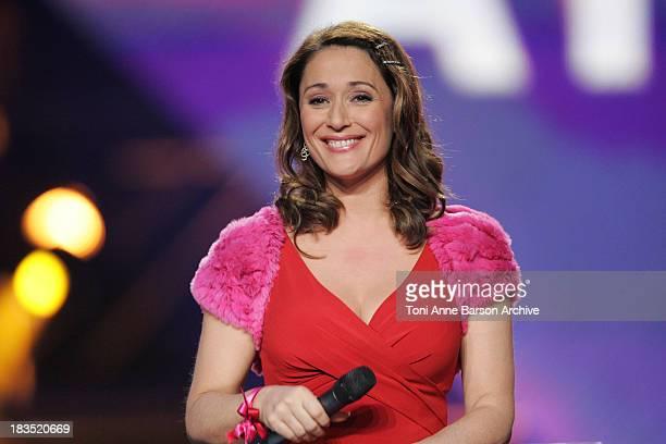 Daniela Lumbroso during 20th French Music Awards Les 20e Victoires de La Musique at Zenith in Paris, France.