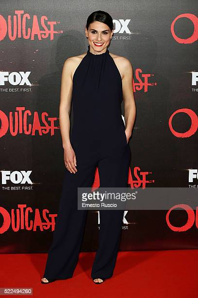 outcast tv series photocall in rome ストックフォトと画像 getty images