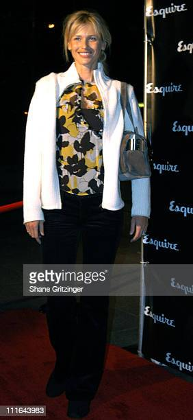 Daniela Pestova during Esquire Magazine Apartment Launch Party Arrivals at Trump World Tower in New York City New York United States