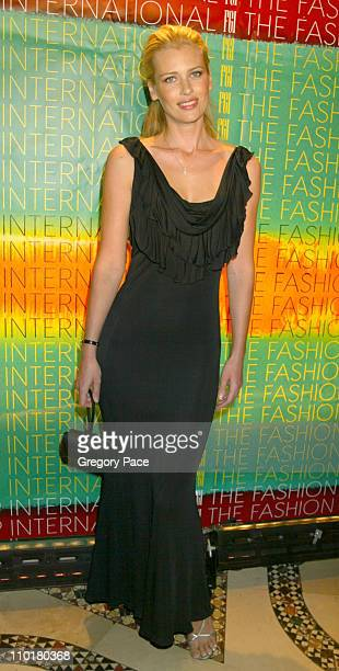 Daniela Pestova during Fashion Group International Presents The 19th Annual Night Of The Stars Honoring 'The Provocateurs Those Who Dare' at Cipriani...