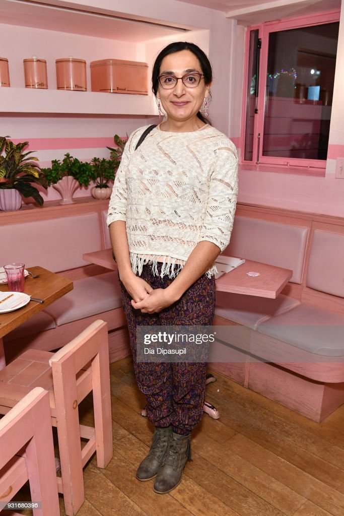 Daniela Simba attends the Trans Awareness Dinner at Pietro Nolita on March 13, 2018 in New York City.