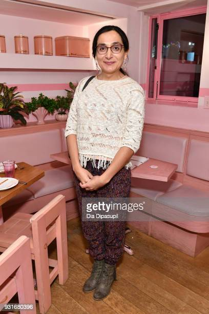 Daniela Simba attends the Trans Awareness Dinner at Pietro Nolita on March 13 2018 in New York City