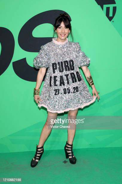 Daniela Spalla attends the 2020 Spotify Awards at the Auditorio Nacional on March 05 2020 in Mexico City Mexico