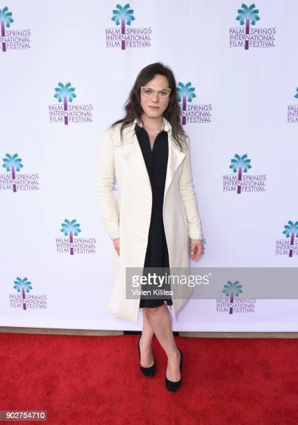 Daniela Vega attends the 29th Annual Palm Springs International Film Festival Monday Film Screenings on January 8 2018 in Palm Springs California
