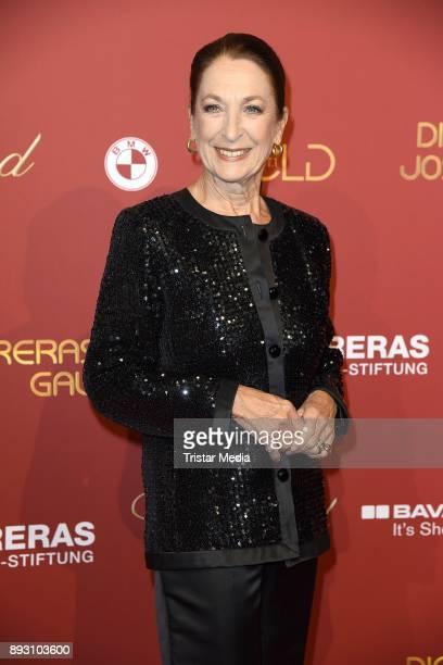 Daniela Ziegler attends the 23th Annual Jose Carreras Gala on December 14 2017 in Munich Germany