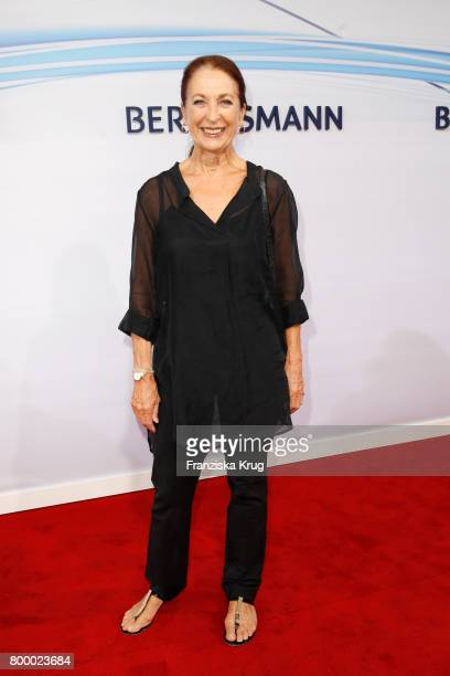 Daniela Ziegler attends the 'Bertelsmann Summer Party' at Bertelsmann Repraesentanz on June 22, 2017 in Berlin, Germany.