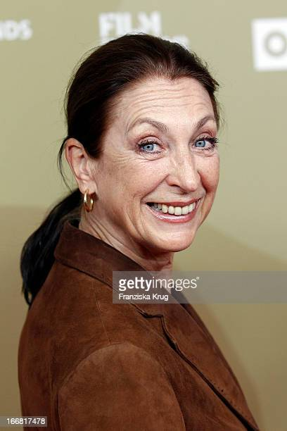 Daniela Ziegler attends the 'Die Ausloeschung' Premiere at Astor Film Lounge on April 17 2013 in Berlin Germany
