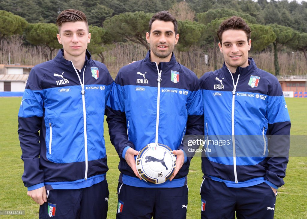 Italy Training Camp - Day 2