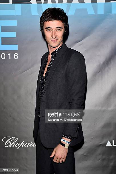 Daniele Cavalli attends the Underwater Love Party at Firenze4ever 13th Edition hosted by LuisaViaRoma during Pitti 90 on June 13 2016 in Florence...