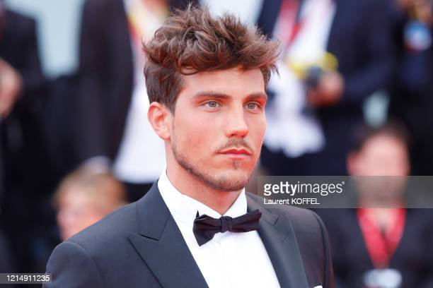 Daniele Dal Moro walks the red carpet ahead of the closing ceremony of the 76th Venice Film Festival at Sala Grande on September 07 2019 in Venice...
