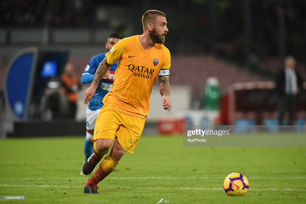 SSC Napoli v AS Roma - Serie A : News Photo