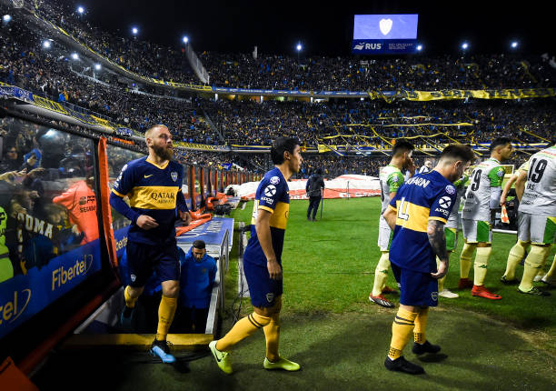 ARG: Boca Juniors v Aldosivi - Superliga 2019/20