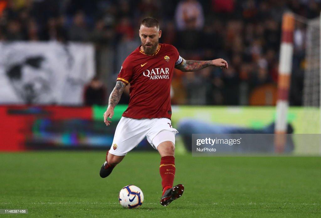 ITA: AS Roma v Parma - Serie A