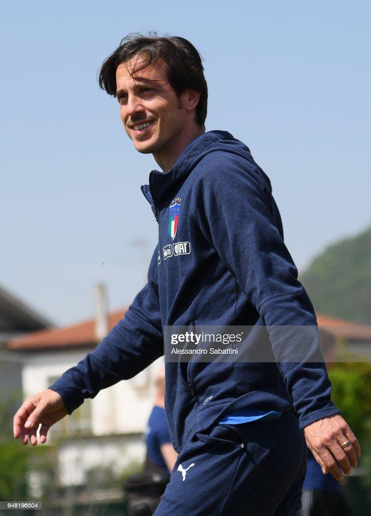 Italy U18 v Hungary U18