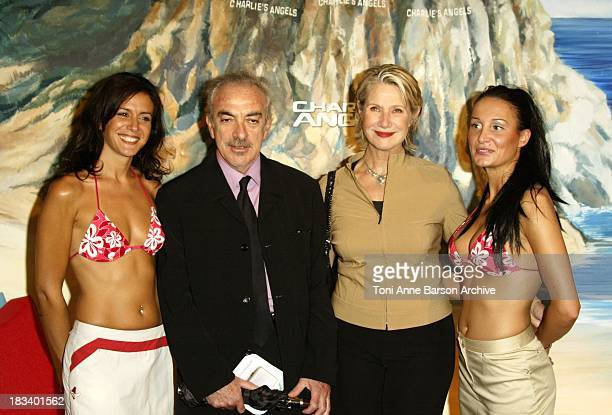 Daniele Gilbert during Charlie's Angels Full Throttle Premiere Paris at UGC Normandy Champs Elysees in Paris France