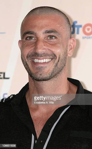 Daniele Liotti attends a photocall for Operazione Offside during the Roma Fiction Fest at Adriano Cinema on July 8 2010 in Rome Italy