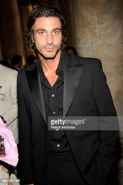 Daniele Liotti attends BVLGARI 125th Anniversary Retrospective Opening at Palazzo delle Esposizioni on May 20 2009 in Rome Italy