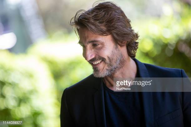 Daniele Liotti attends the 'Duisburg' photocall on 16 May 2019 in Rome Italy A TV movie inspired by the facts of blood in August 2007 a Duisburg in...