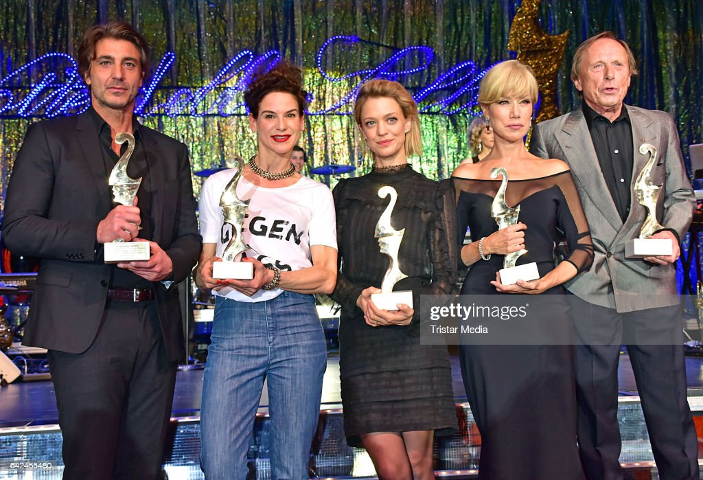 Notte Delle Stelle - Premio Bacco At Hotel Maritim During 67th International Film Festival Berlinale : News Photo