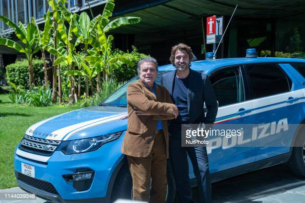 Daniele Liotti Enzo Monteleone attends the 'Duisburg' photocall on 16 May 2019 in Rome Italy A TV movie inspired by the facts of blood in August 2007...