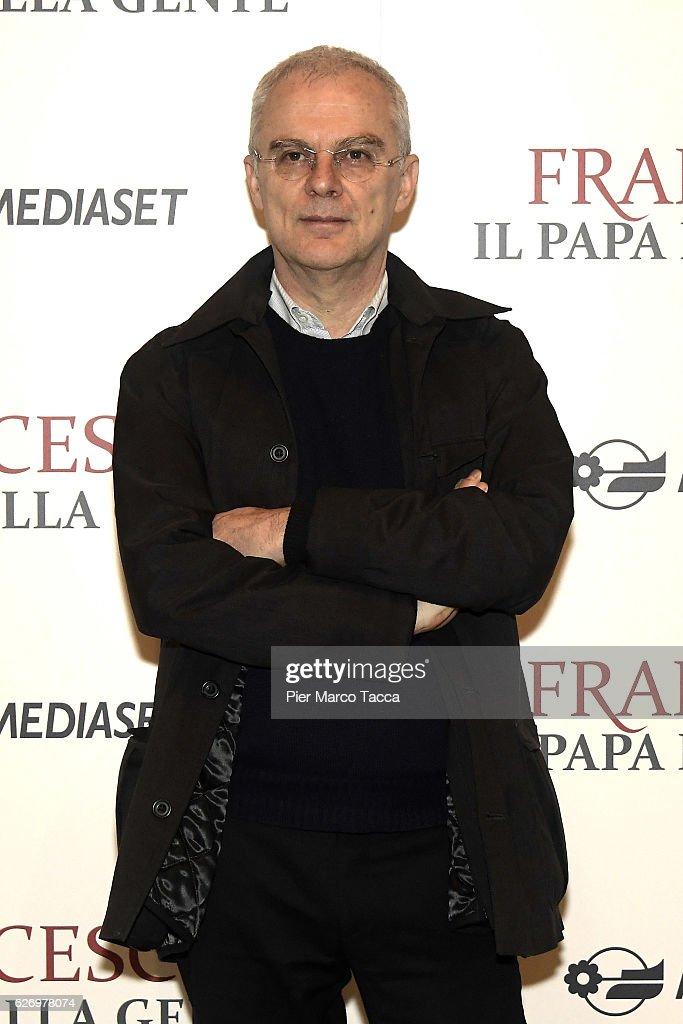 'Francesco, Il Papa della Gente' TV Show Presentation