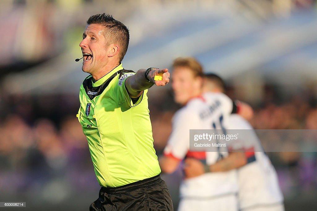 ACF Fiorentina v Genoa CFC - Serie A : Foto di attualità