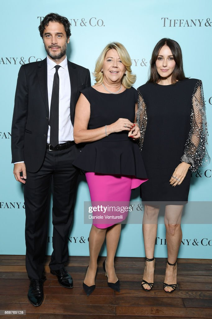Tiffany & Co. Gala Dinner For Please Stand By Movie