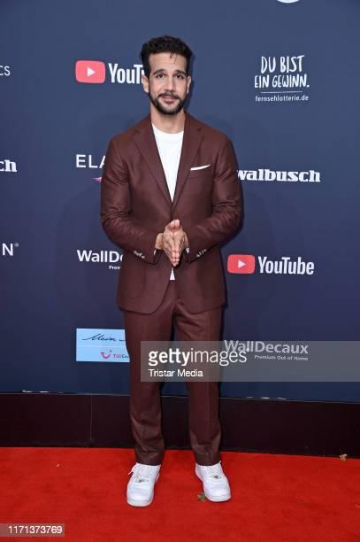 Daniele Rizzo attends the YouTube Goldene Kamera Digital Awards at Kraftwerk on September 26 2019 in Berlin Germany