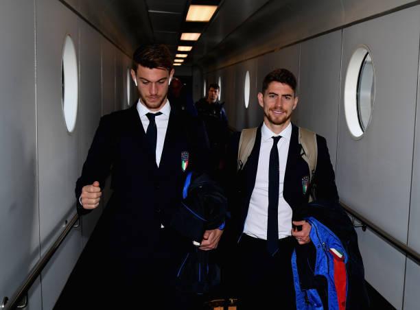 Italy Travel To London