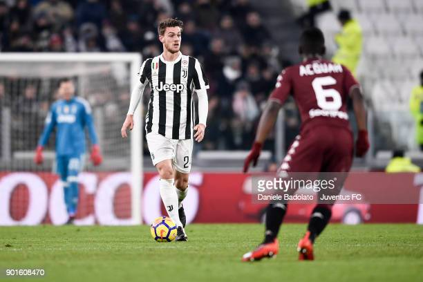 Daniele Rugani during the TIM Cup match between Juventus and Torino FC at Allianz Stadium on January 3 20