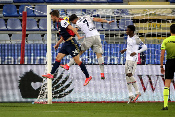 ITA: Cagliari Calcio  v Bologna FC - Serie A