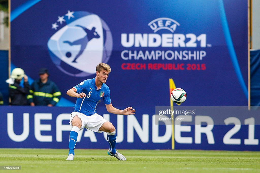 Italy v Sweden - UEFA Under21 European Championship 2015 : News Photo