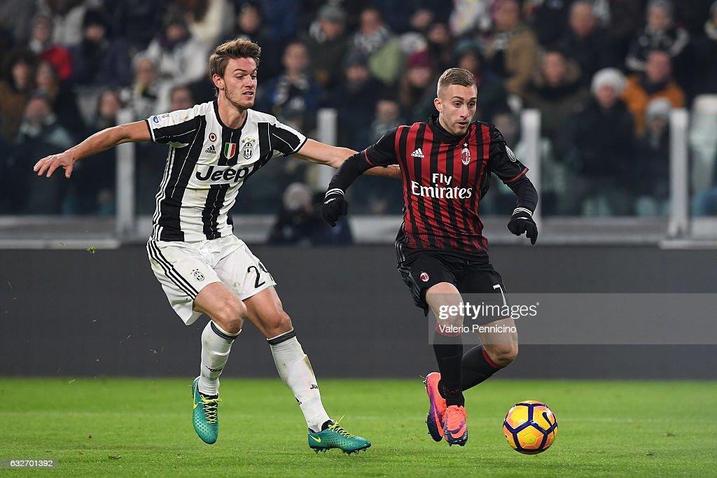 Juventus FC v AC Milan - TIM Cup : News Photo