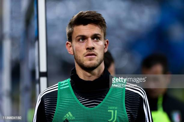 Daniele Rugani of Juventus FC looks on before the Serie A football match between Fc Internazionale and Juventus Fc The match ends in a tie 11
